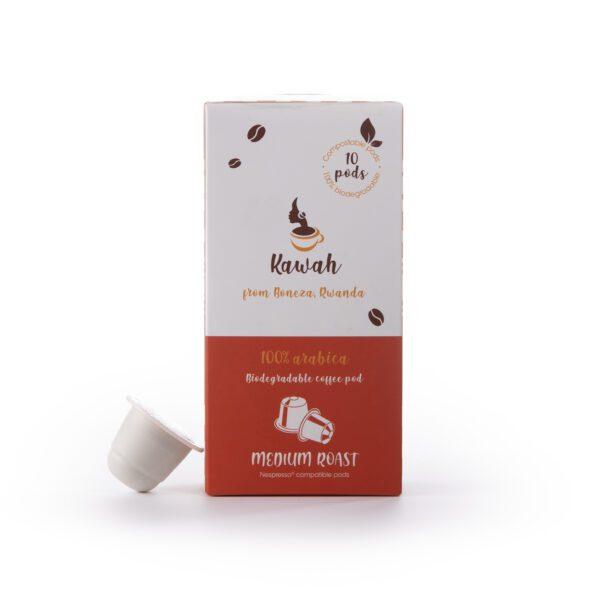 Medium Roast Biodegradable Capsules